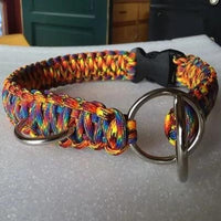 Large-Dog Choke Collar - Insanely Paracord