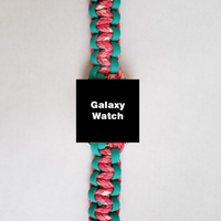 2 Color Galaxy Watch 42mm Watch Band