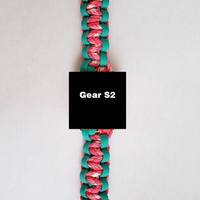 2 Color Gear S2 Watch Band