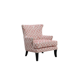 Brilliant Dusty Rose Print Accent Chair Unemploymentrelief Wooden Chair Designs For Living Room Unemploymentrelieforg
