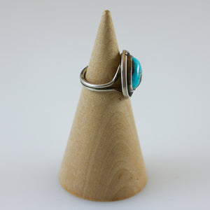 Turquoise Old Pawn Ring