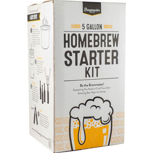 5 Gallon Home brewing Beer Kit - Beer Kit not included