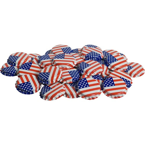American Oxygen Absorbing Bottle Caps - 144 bottle caps