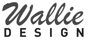 Wallie Design logo
