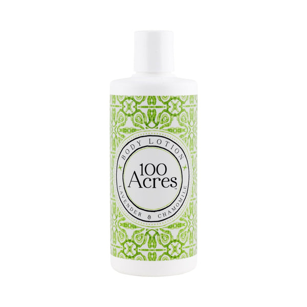 100 Acres Luxury, Natural Body Lotion