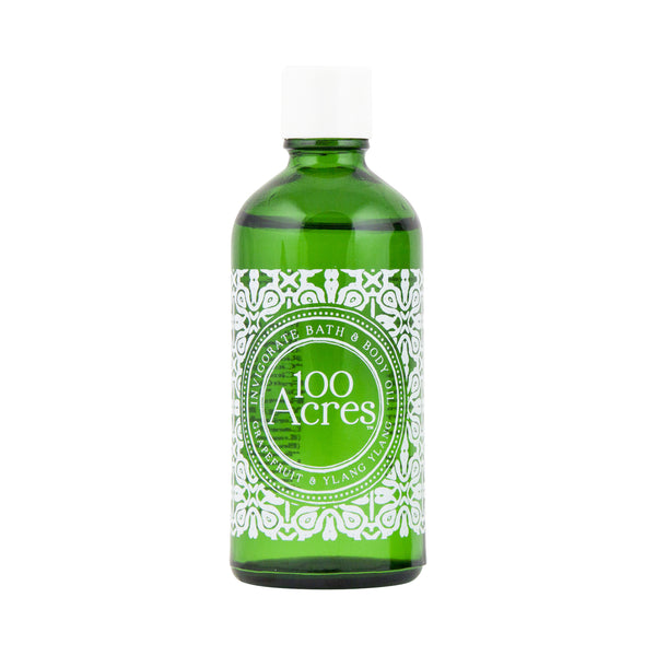 100 Acres Luxury, Natural Bath & Body Oil