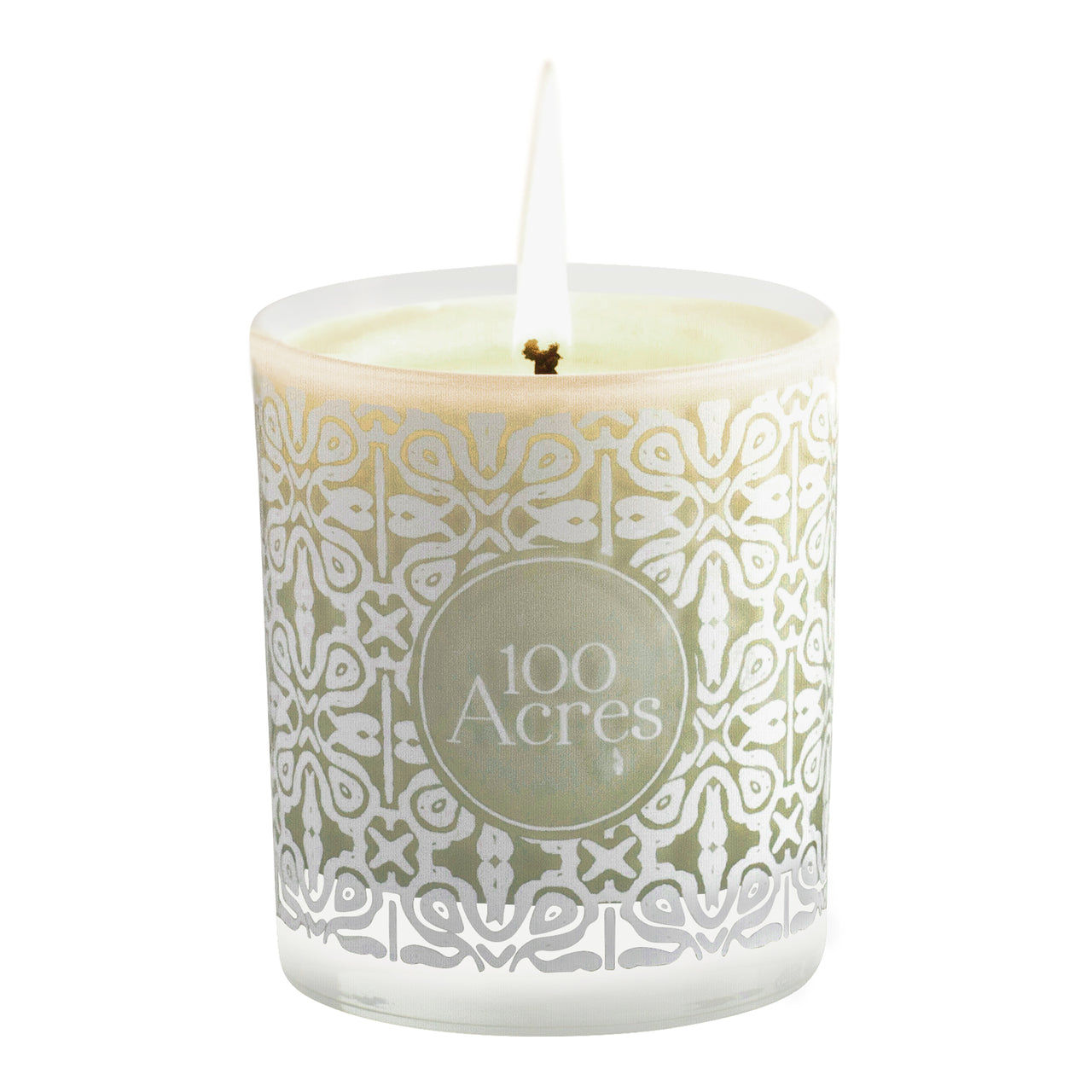 100 Acres Signature Single-Wick Candle - 100% Natural Ingredients & Essential Oils | 100 Acres Apothecary