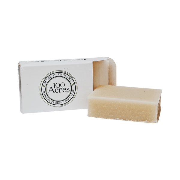 100 Acres Handmade Soap - 100% Natural Ingredients & Essential Oils | 100 Acres Apothecary
