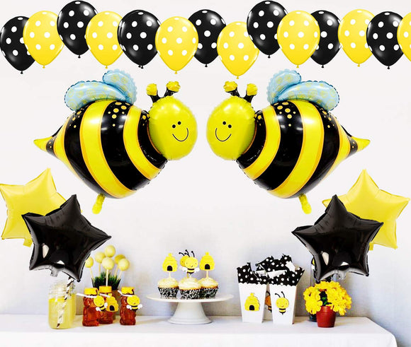 Bee Party Supplies