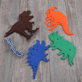 DINOSAUR Birthday Party Garland | Dinosaur Banner | Dinosaur Party Decoaration  | Jurassic Party | Dinosaur Party Favors | T-Rex Dinosaur