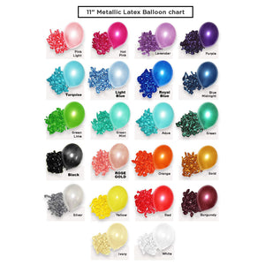"12"" inches PEARL Balloon Colors, Party Balloons, Birthday Balloons, Latex Balloons, Wedding Balloons, Party Supplies, Shower Balloons"