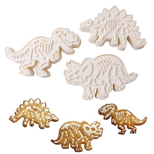 Dinosaurs Cookies Molds