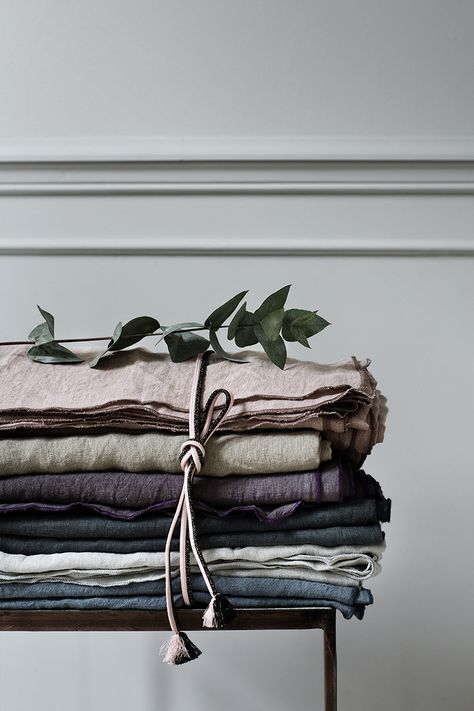 Linen: Natural Antiseptic