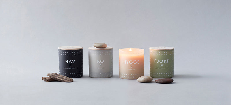 Skandinavisk: Candles With Danish DNA