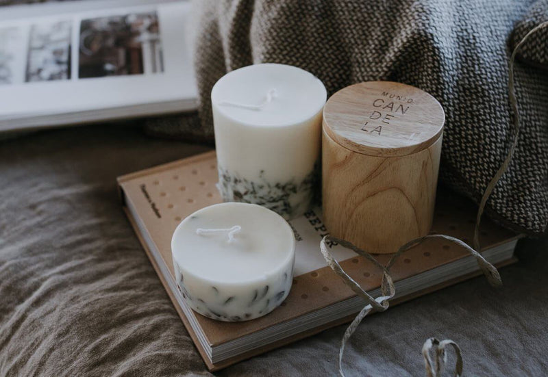 Aromatherapy At Home: 5 SENSES Collection