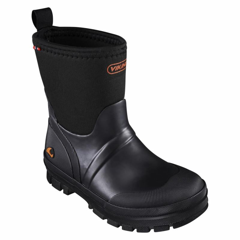 Viking Jolly Neo, Soft Natural Rubber Boots, Wellington Children's Footwear