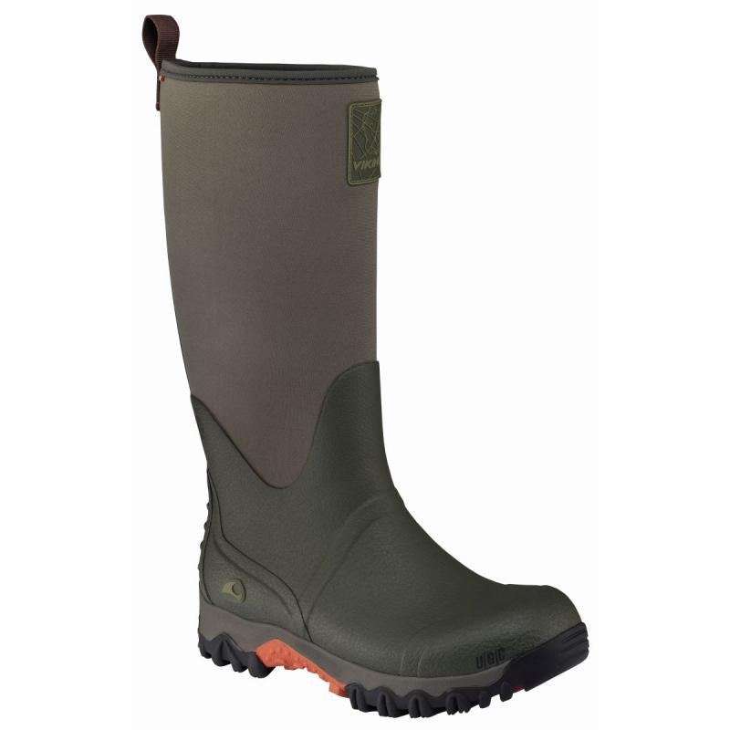 Viking Falk Neo, Natural Rubber Boots, Wellington Unisex Adults Footwear