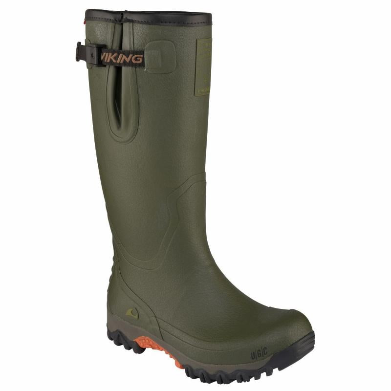 Viking Trophy 4.0, Natural Rubber Boots, Wellington Unisex Adults Footwear