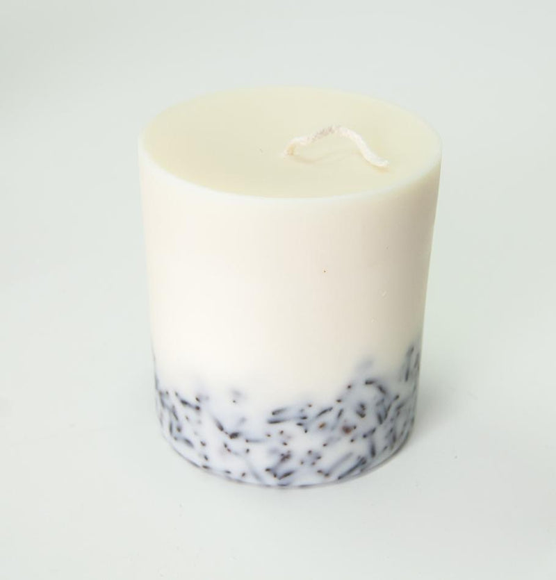"Scented Soy Wax Candle, Cloves,  ""5 SENSES"", 515 ml - Treasure Box"