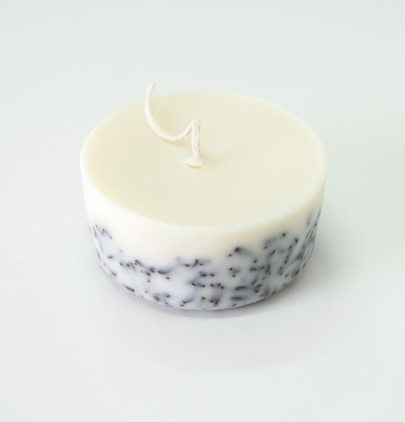 "Scented Soy Wax Candle + Scented Soy Wax Rounds, Cloves, Gift Box: ""5 SENSES"", 320 ml"