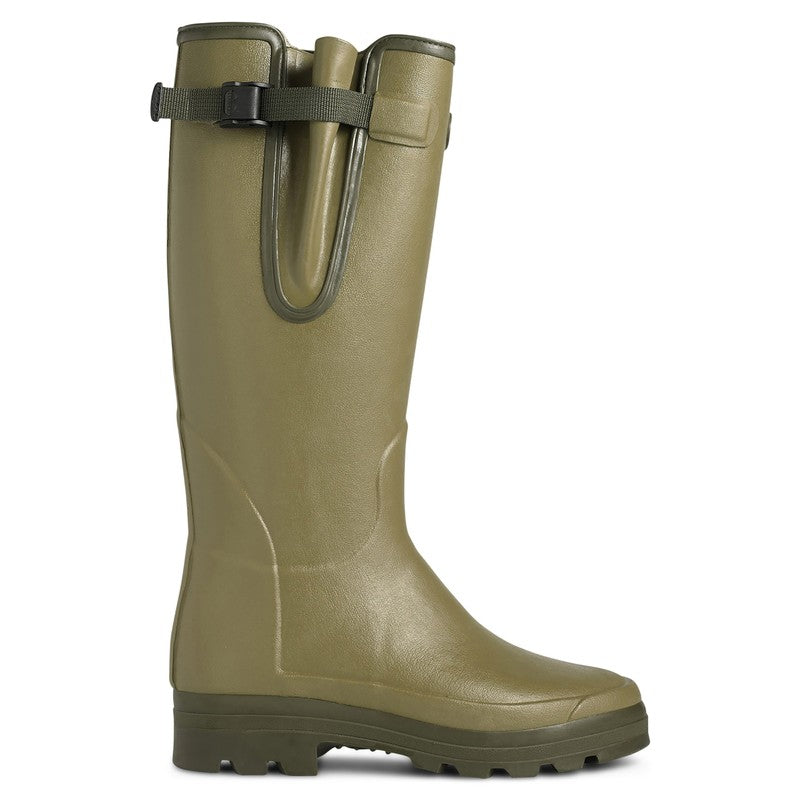 Le Chameau, Natural Rubber Boots, Wellington Unisex Adults Footwear