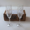 Crystal champagne glasses, 250 ml, 2 pc, 'SUNNY BUNNY'