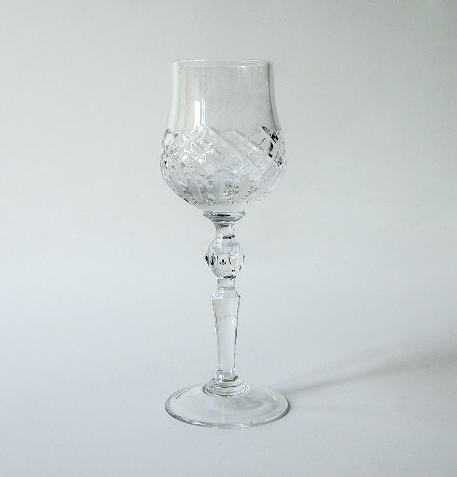 Crystal sherry glass, 60 ml, 3 pc, 'SUNNY BUNNY'