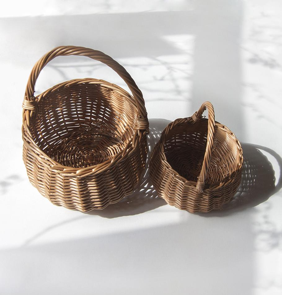 Baskets, 2 pc - Treasure Box