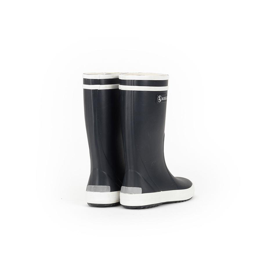 100% Rubber Wellies fur-lined 'RAIN LOVERS' by Aigle - Treasure Box