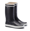 Aigle Lolly Pop Fur, Natural Rubber Boots fur-lined, Wellington Children's Footwear