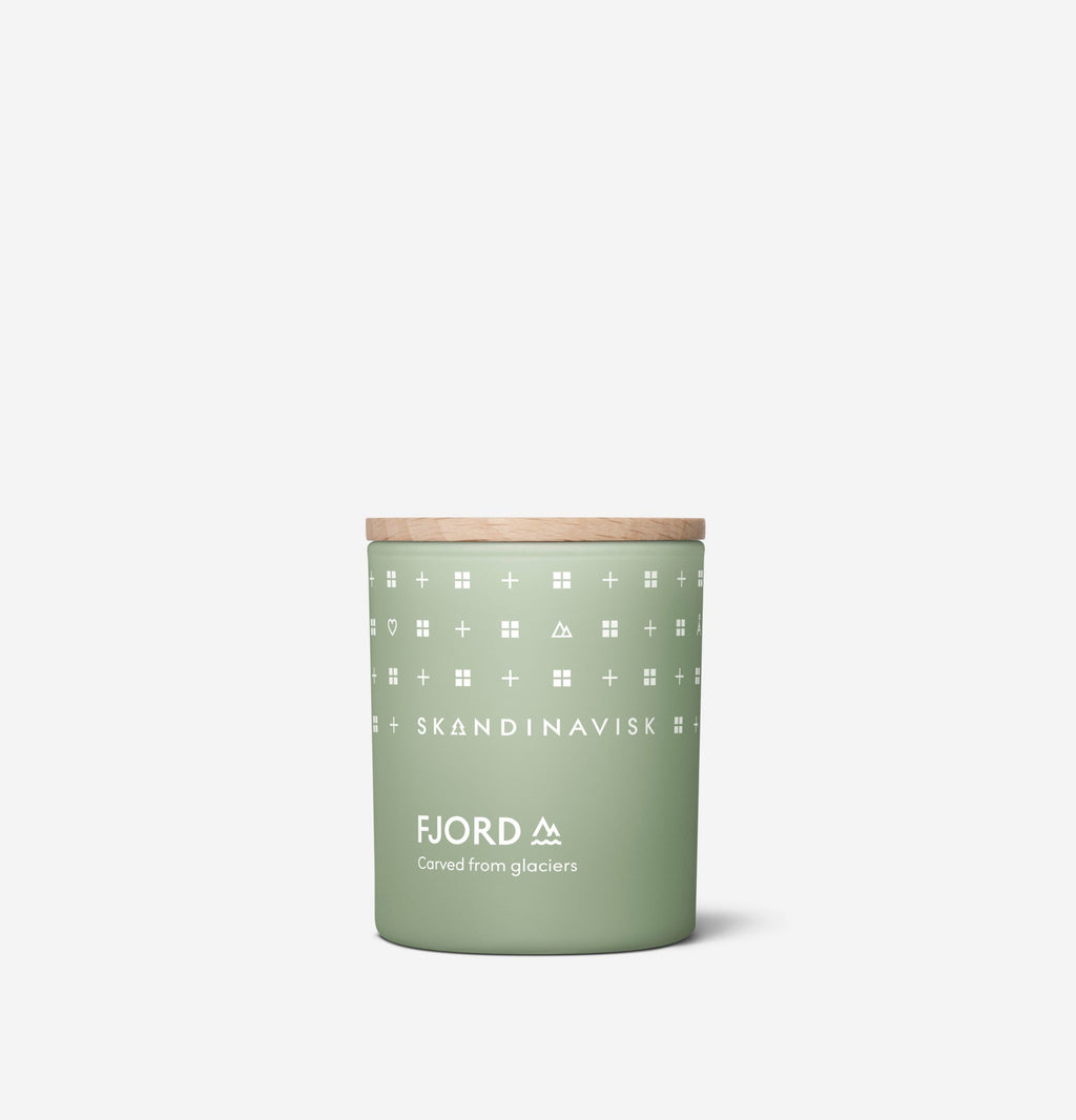 FJORD Scented Rapeseed Wax Candle