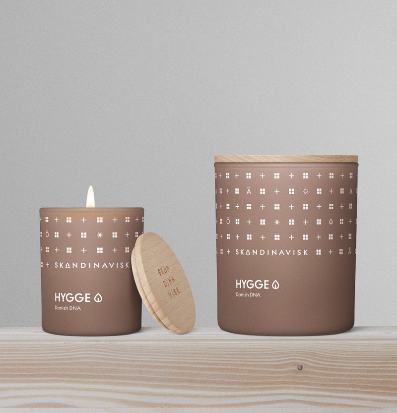 HYGGE Scented Rapeseed Wax Candle