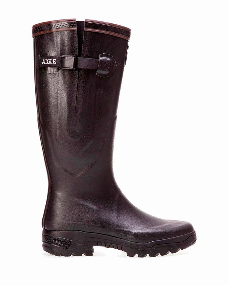 Aigle PARCOURS 2 Vario, Natural Rubber Boots, Wellington Unisex Adults Footwear - Treasure Box