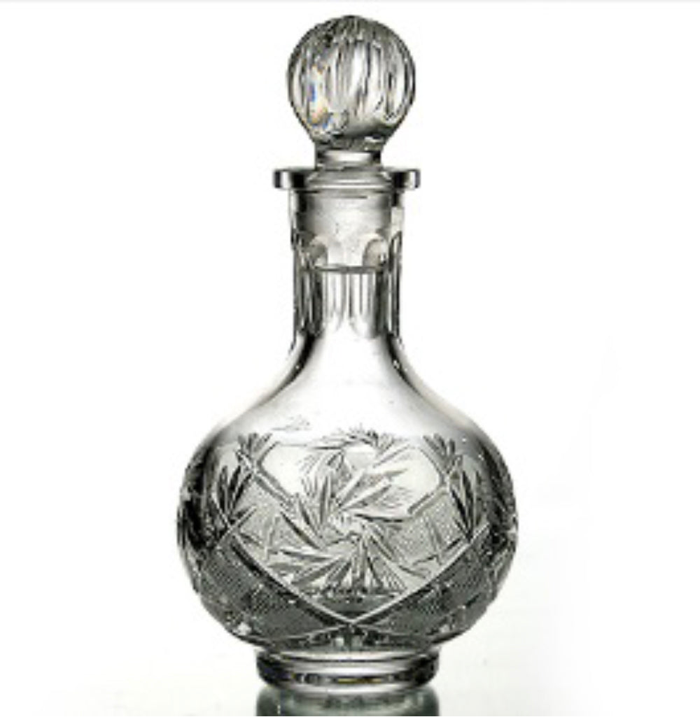 Crystal decanter, 0,35 l, 'SUNNY BUNNY'