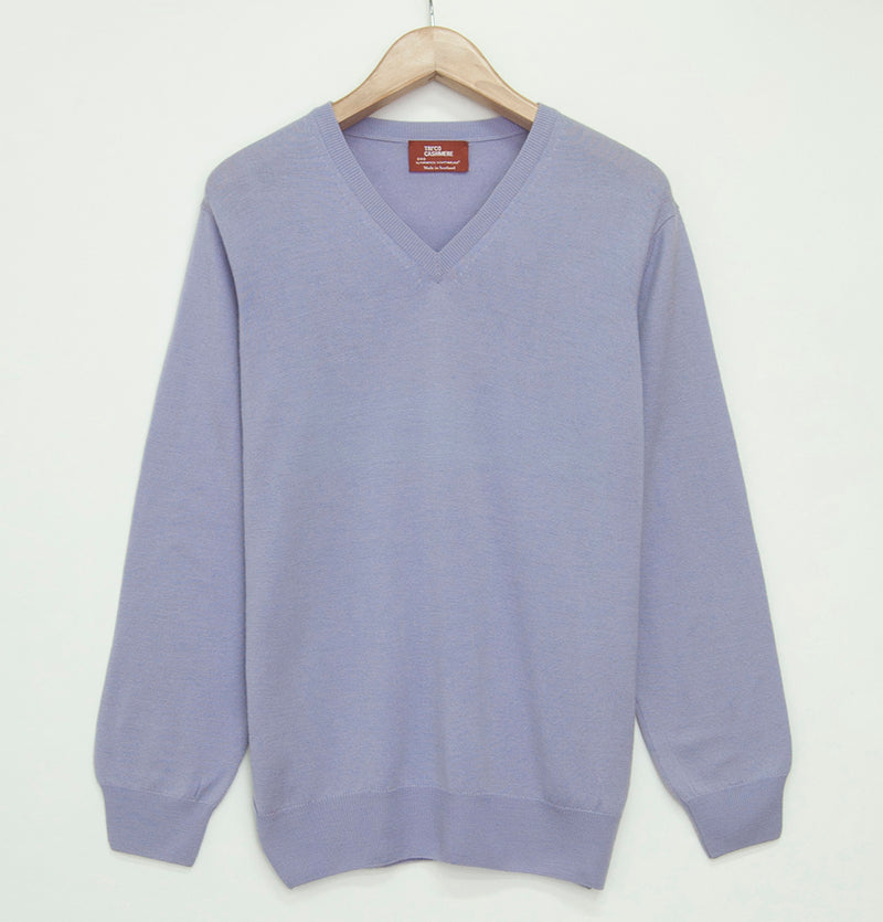100% Merino Wool Boyfriend Pullover - Treasure Box