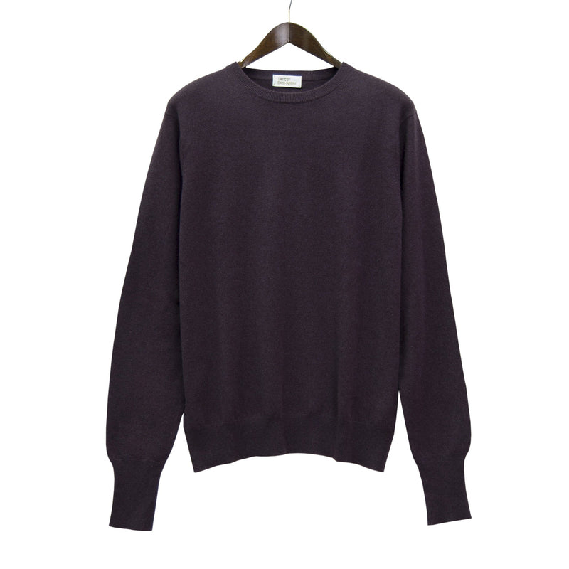100% Cashmere Boyfriend Pullover - Treasure Box