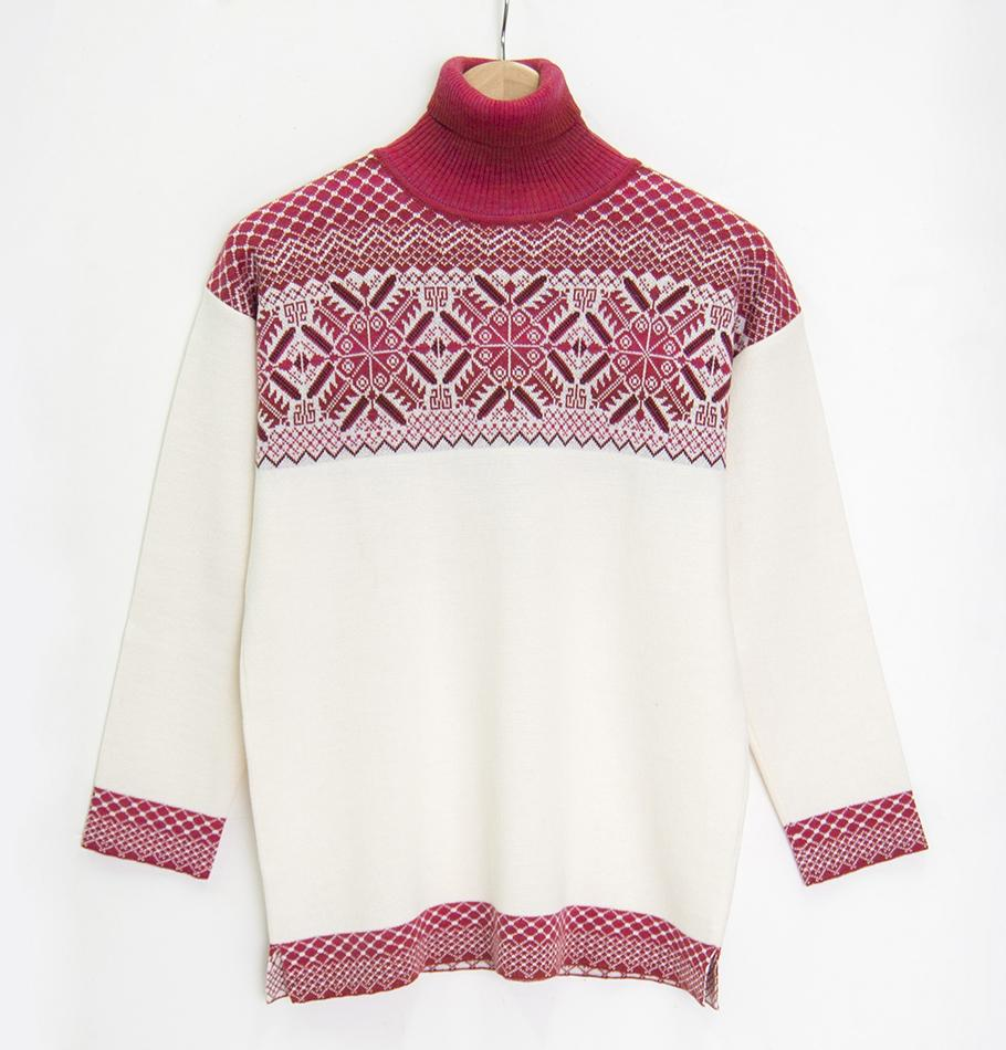 Wool Boyfriend Pullover 'NOMI' - Treasure Box