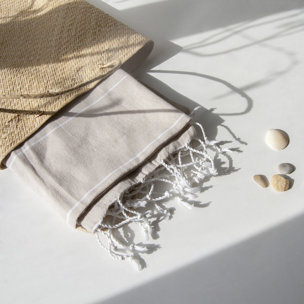 Peshtemal (premium turkish cotton towel) - Treasure Box