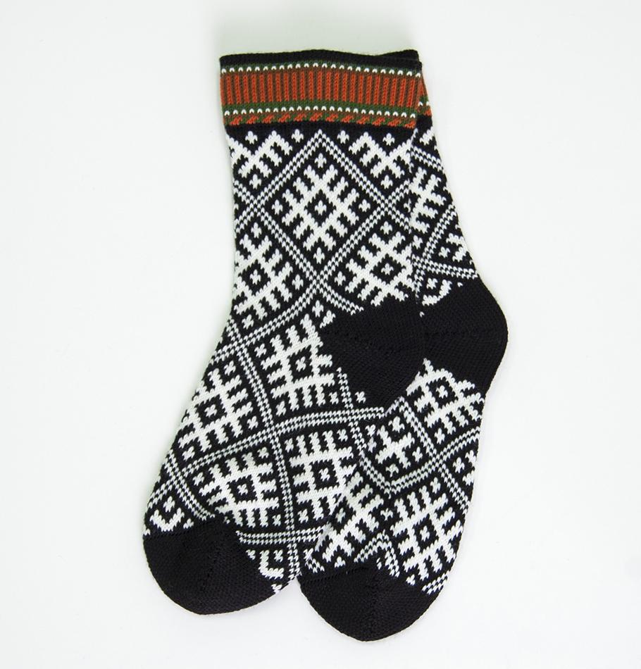 100% Wool Socks 'TILDA', size 39-41 - Treasure Box