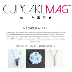 CupcakeMAG Article
