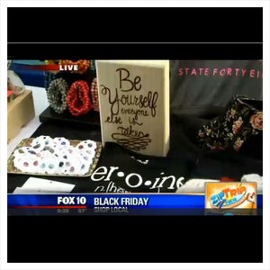Nazari Jewelry on FOX 10 News