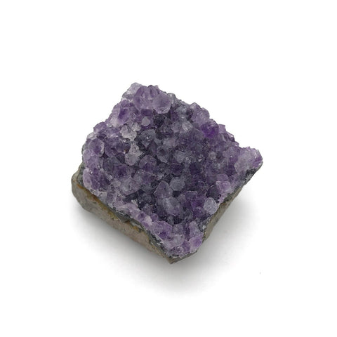Raw Natural Amethyst Crystal Magnet