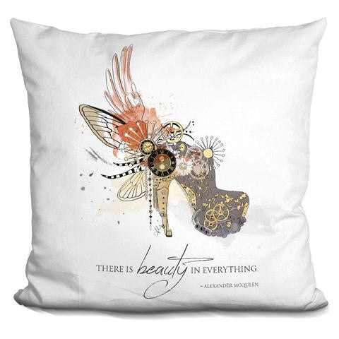 Alison Gordon This unique artisan pillow invites brilliance, bliss, and comfort like never before, it has a perfect finishing touch to sofas, beds, and home decors. It is perfectly crafted by skilled artisans, with an inscribed eye-catchy image on both si