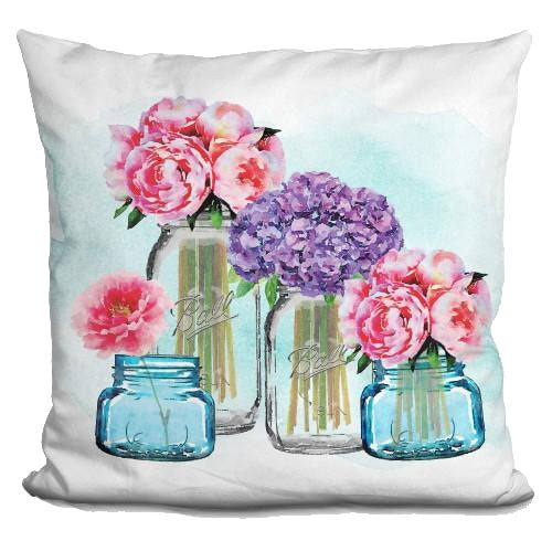 Amanda Greenwood This unique artisan pillow invites brilliance, bliss, and comfort like never before, it has a perfect finishing touch to sofas, beds, and home decors. It is perfectly crafted by skilled artisans, with an inscribed eye-catchy image on both