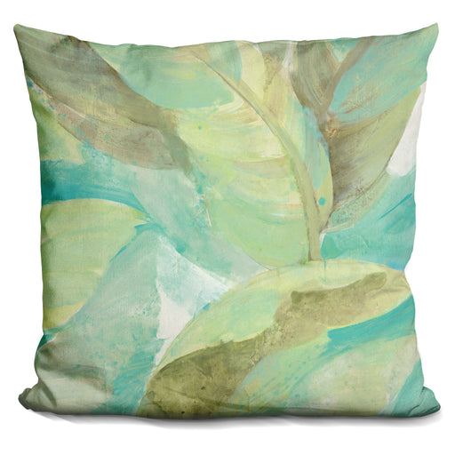 Under the Palms II Pillow