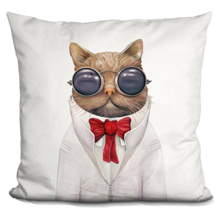 Astro Cat Pillow