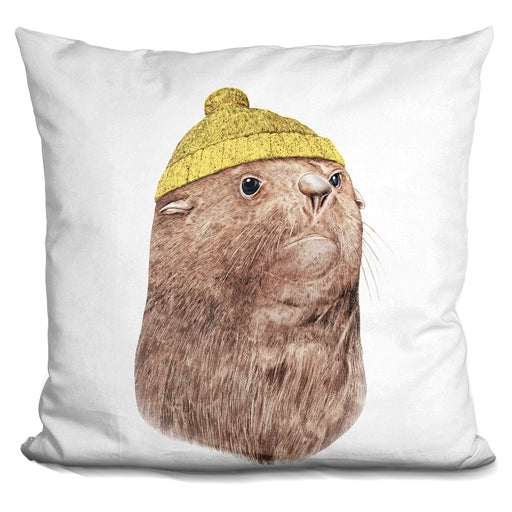 Fur Seal Pillow