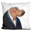 Hippo Animal C Pillow