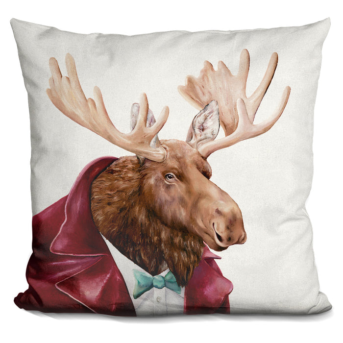 Moose Ac Pillow