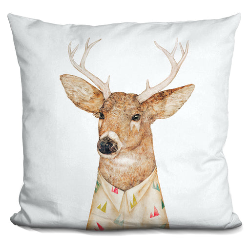 White Tailed Deer SQ Pillow